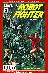 Magnus Robot Fighter #1 (One For One Dollar) [Comic]