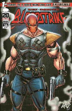 Bloodstrike #26 Cover B- Liefeld [Comic] LARGE