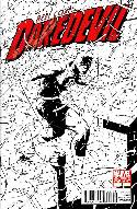 Daredevil #1 Second (2nd) Printing
