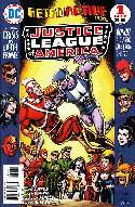 DC Retroactive Justice League Of America the 70s #1 THUMBNAIL