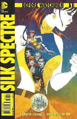 Before Watchmen Silk Spectre #1 [DC Comic] LARGE
