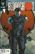 Bloodshot #1 Pullbox Suayan Cover [Valiant Comic]