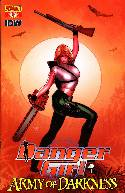 Danger Girl Army Of Darkness #4 Renaud Cover [Comic] THUMBNAIL