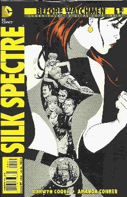 Before Watchmen Silk Spectre #1 Combo Pack [DC Comic] LARGE