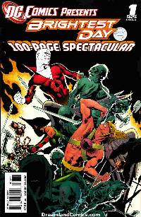 DC Comics Presents: Brightest Day #1 LARGE