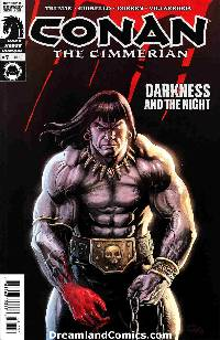 Conan the cimmerian #7 LARGE