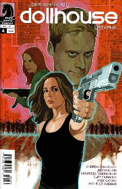 Dollhouse Epitaphs #4 Phil Noto Cover [Comic] LARGE