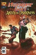 Danger Girl Army Of Darkness #5 Renaud Cover [Comic] THUMBNAIL