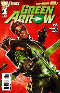 Green Arrow #1 Second (2nd) Printing [Comic]_THUMBNAIL