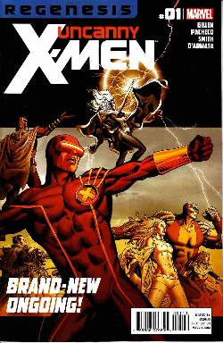 Uncanny X-Men #1 Near Mint (9.4) [Marvel Comic] LARGE