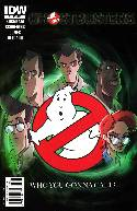 Ghostbusters Ongoing #1 Cover RI-B Glow In The Dark 1:25 Incentive THUMBNAIL