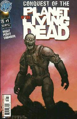 Conquest Of The Planet Of The Living Dead (One Shot) [Comic] LARGE