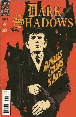 Dark Shadows #4 Francavilla Cover [Comic] LARGE