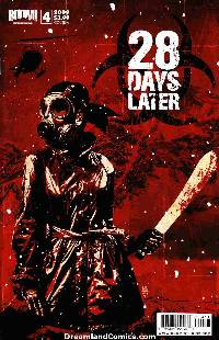 28 days later #4 LARGE