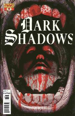 Dark Shadows #4 Campbell Cover [Comic] LARGE