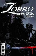 Zorro Rides Again #6 [Comic] THUMBNAIL