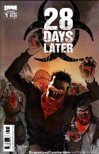 28 Days Later #1 (Cover C) LARGE