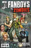 Fanboys vs Zombies #1 Cover A [Comic] THUMBNAIL