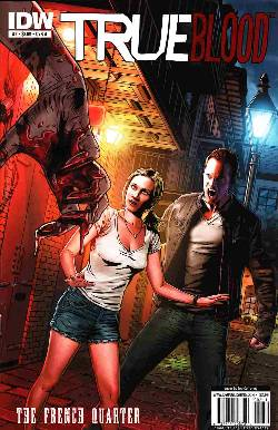 True Blood French Quarter #2 Cover A LARGE