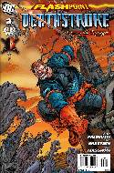 Flashpoint Deathstroke The Curse Of Ravager #3