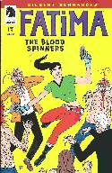 Fatima The Blood Spinners #1 Hernandez Cover [Comic] THUMBNAIL