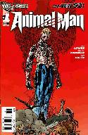 Animal Man #1 Second (2nd) Printing [Comic]_THUMBNAIL
