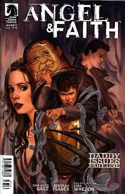 Angel & Faith #6 Steve Morris Cover [Comic] LARGE