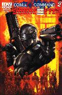 Snake Eyes Ongoing (IDW) #9 Cover A [Comic] THUMBNAIL