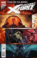 Uncanny X-Force #14 Second Printing [Comic] THUMBNAIL