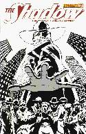 Shadow #1 Cassaday B&W Incentive Cover [Comic] THUMBNAIL
