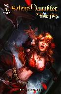 Salems Daughter The Haunting #1 Cover B- Yang THUMBNAIL