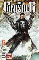Punisher #10 Granov Incentive Variant Cover [Comic] THUMBNAIL