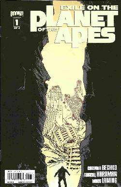 Exile On The Planet Of The Apes #1 Cover B [Comic] LARGE