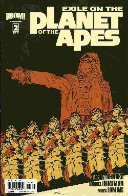 Exile Planet of the Apes #2 Cover B [Comic] LARGE