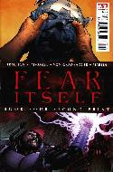 Fear Itself #4 Second Printing THUMBNAIL