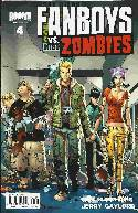 Fanboys Vs Zombies #4 Cover A [Comic] THUMBNAIL