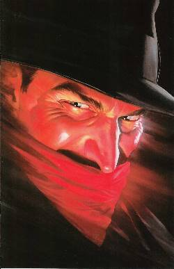 Shadow #1 Alex Ross Virgin Incentive Cover [Comic] LARGE