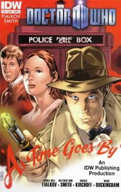 Doctor Who Ongoing Vol 2 #13 Cover A- Buckingham [Comic] LARGE