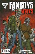 Fanboys Vs Zombies #4 Cover B [Comic] THUMBNAIL