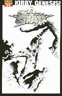 Kirby Genesis Silver Star #3 Lee B&W Incentive Cover [Comic] THUMBNAIL