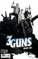 3 Guns #1 [Comic] THUMBNAIL