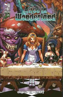 GFT Alice In Wonderland #6 Cover A- Spay Trifold [Comic]_LARGE