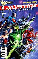 Justice League #1 Third (3rd) Printing_THUMBNAIL