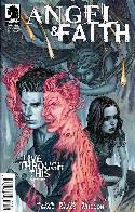 Angel & Faith #3 Steve Morris Cover [Comic] THUMBNAIL