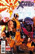 Wolverine And X-Men #1 Bradshaw Variant Cover (xregg) [Comic]