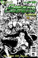 Green Lantern #3 Black & White Variant Cover [Comic]_THUMBNAIL