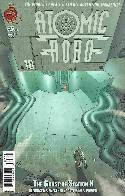 Atomic Robo Ghost Of Station X #5 [Comic] THUMBNAIL