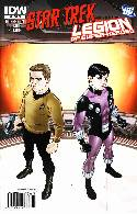 Star Trek Legion Of Superheroes #2 Cover RI- Rodriguez Incentive [Comic] THUMBNAIL