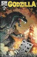 Godzilla Ongoing #1 Cover A- Adams [Comic]_THUMBNAIL