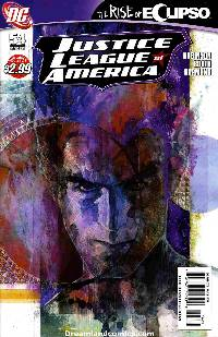 Justice league of america #54 (1:10 mack variant cover)